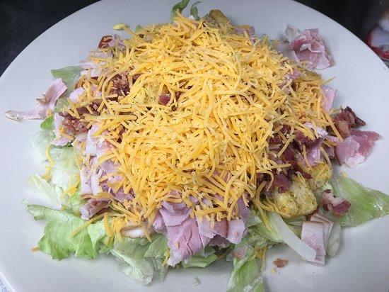 T & R Junction: Junction Salad