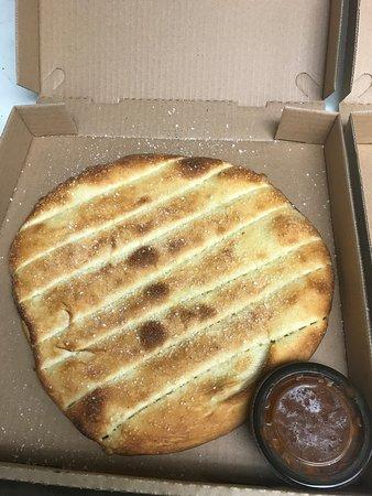 National Pizza Pub & Grille: Bread Sticks