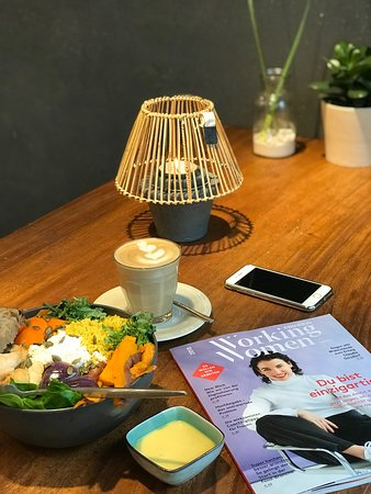 GREENKARMA - free wifi, best food and a place to get lost.