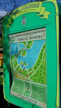 Pacul Bordei Park