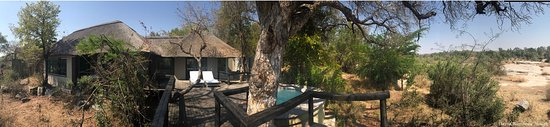 Londolozi Private Game Reserve, África do Sul: One of the three Granite Suites