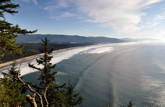 Cape Lookout State Park: From the Cape trail looking South.
