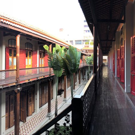 Amazingly styled, comfy,  excellent staffing ,and a great experience of stay, right in the heart of historic George Town in Penang Malaysia