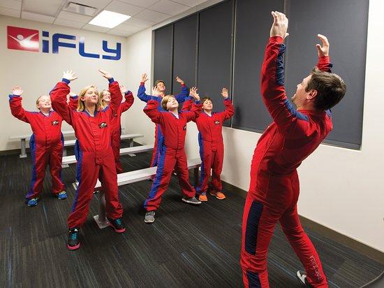 Pre-Flight Training