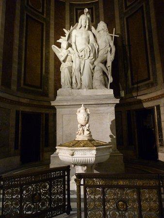 La Madeleine: Bautismo de Jesús