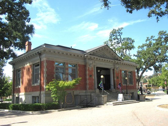 Carnegie Historic Library