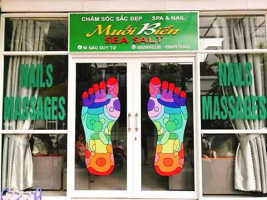 Sea Salt Spa & Nails Hoi An