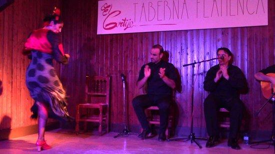 Taberna Flamenca El Cortijo: entusiasmante
