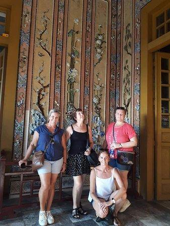Khai Dinh King Tomb