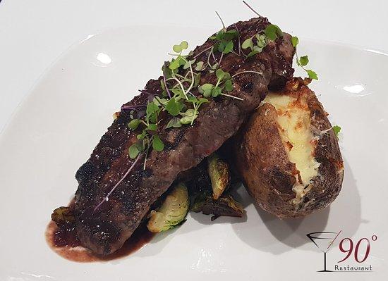 Steak of the Day Sirloin