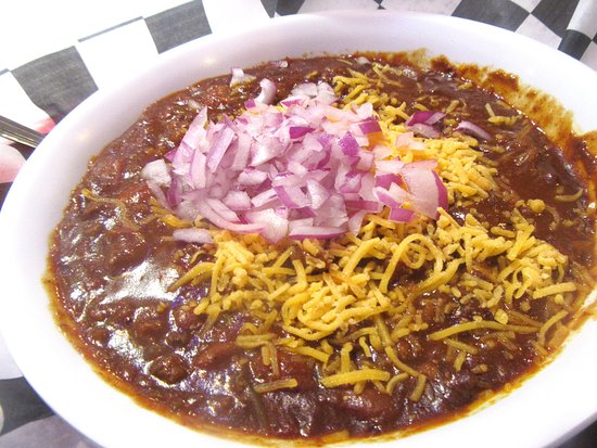 Chili, Good Times Cafe, Paso Robles, Ca