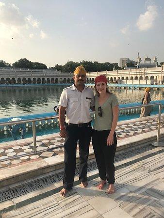 Day Trip to Taj Mahal: Rajesh