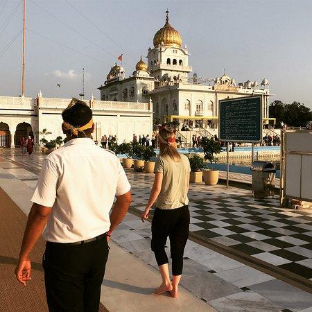 Day Trip to Taj Mahal: Temple