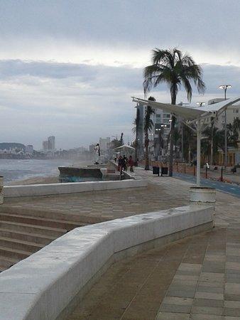 Malecón de Mazalán