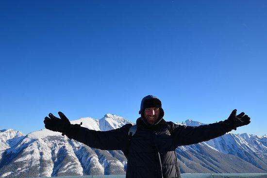 Banff, Kanada: Top of the world