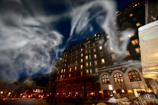 Ghosts Fairmont Banff