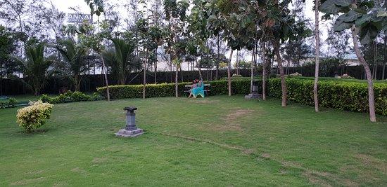 Sparsa Resort: Lawn