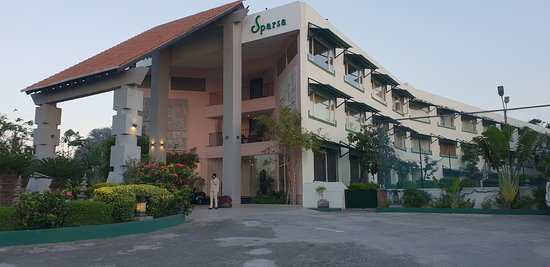 Sparsa Resort: Hotel view