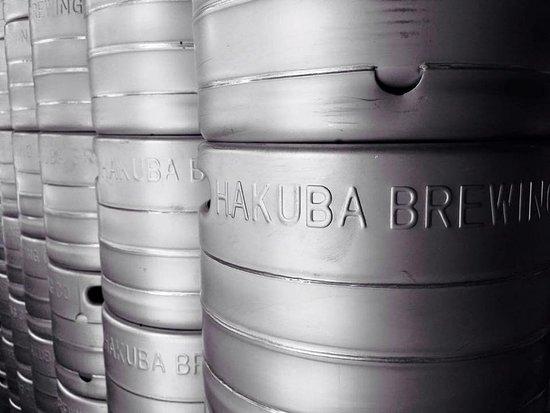 Hakuba Brew Pub: Hakuba Brewing Company is locatd right next door.
