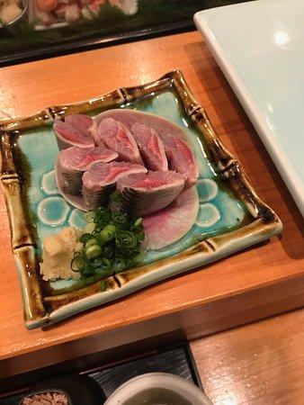 Sushi Yamato: sushimi
