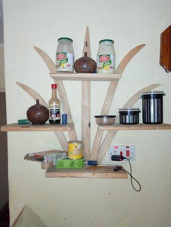 Lodge B: Kitchen
