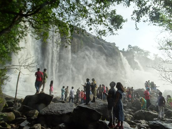 Athirapilly Falls IV