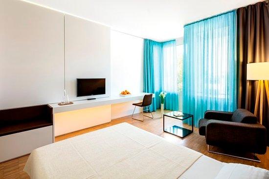 Dossenheim, Tyskland: Guest room