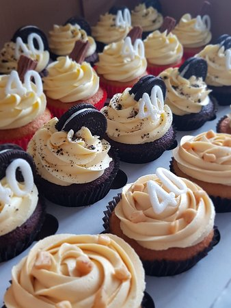 Sticky & Sweet Cupcake Co Ltd