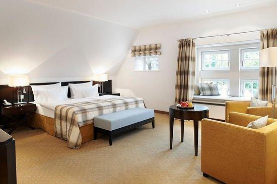 Grossburgwedel, Tyskland: Guest room