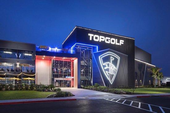 Topgolf Pharr exterior