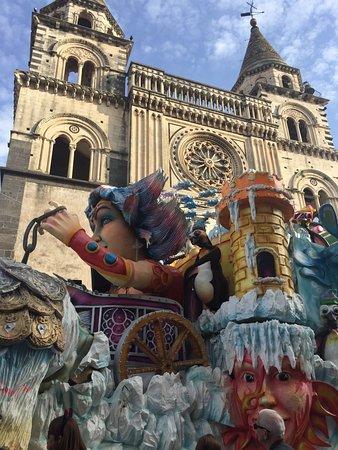 Ачиреале, Италия: Carnevale di Acireale