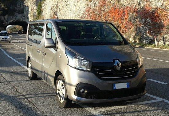 Amaury NCC Trieste transfer