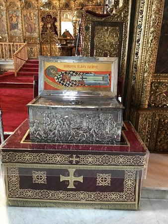 Relics of the Saint