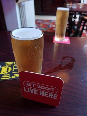 Hornblowers: Great pub