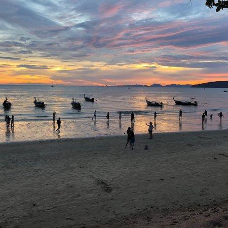 Ao Nang Beach Photo