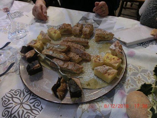 Fabbriche di Vallico, Italy: dolce