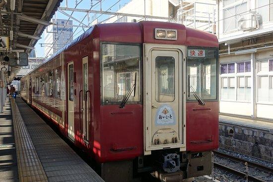 Iiyama Line Sightseeing Train Oykot