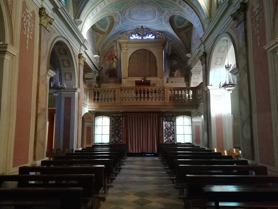 Santuario Della Madonna Della Sanita