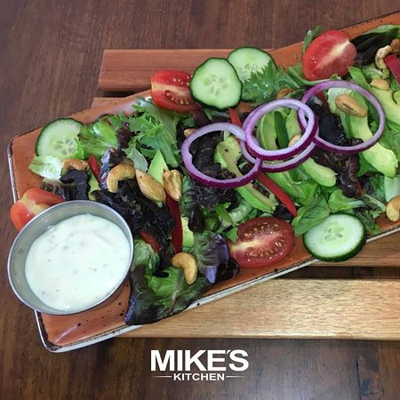 Mike's Kitchen: Healthy options