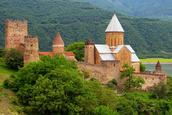 Всё о Грузии: Georgian Sweet Travel