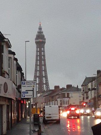 The Blackpool Tower-bild