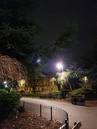 Stunning at night
