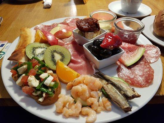 Mediterranes Frühstück
