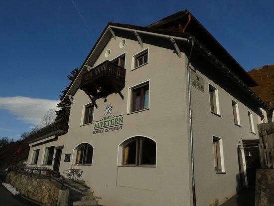 Ardez, Ελβετία: Hotel Alvetern