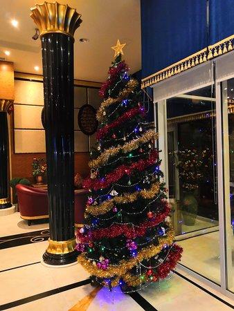 Ewan Hotel: Предновогоднее настроение в отеле.