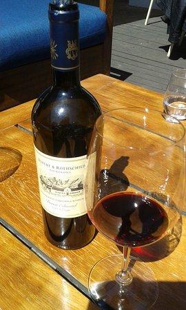 Utsökt rödvin