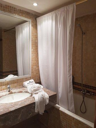Badezimmer, Badewanne