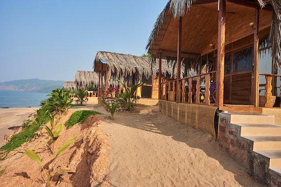 Blue Lagoon Resort Cola Beach: Deluxe Ocean View Cottage