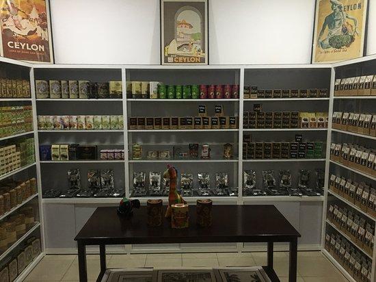 Crafts Ceylon Tea - Tea Center