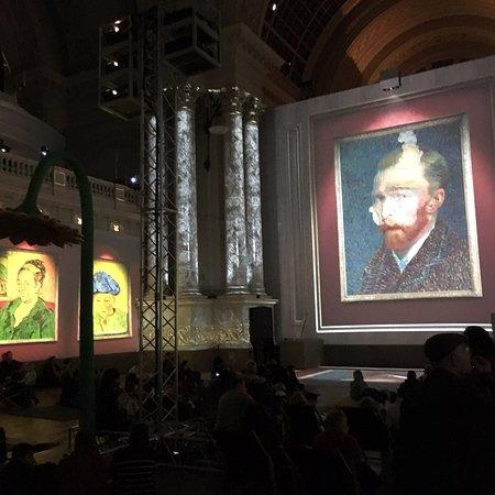 Van Gogh Immersive Experience Brussels